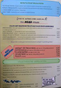 Uit eten nabij Nijmegen