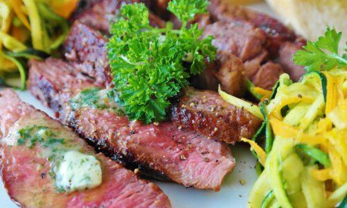 De juiste bereiding van soorten vlees