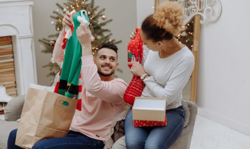 Kerstpakketten
